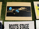 Roots Stage sign